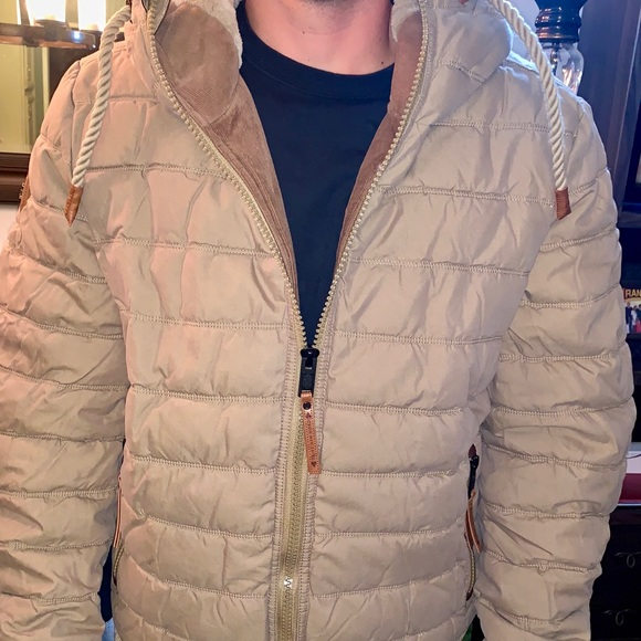 Naketano zipped jacket damen xxl